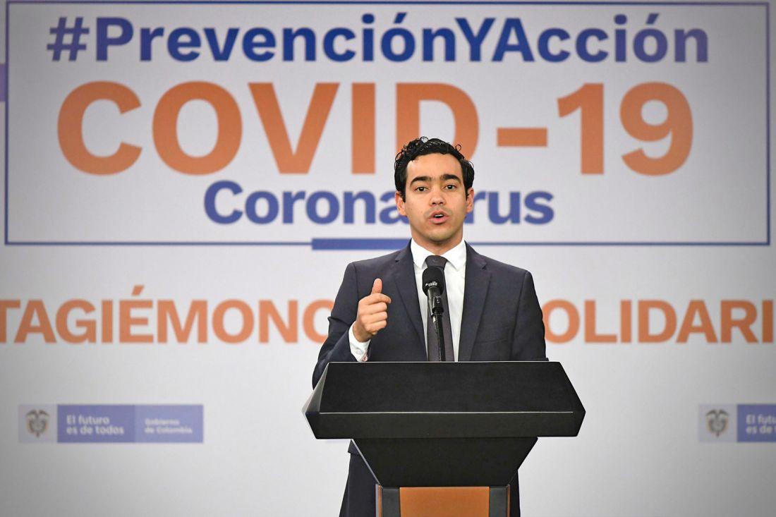 «Debemos preservar la vida de los colombianos ante la COVID-19 y el hambre»