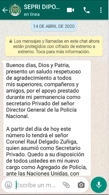 El vuelo del coronel Ruiz