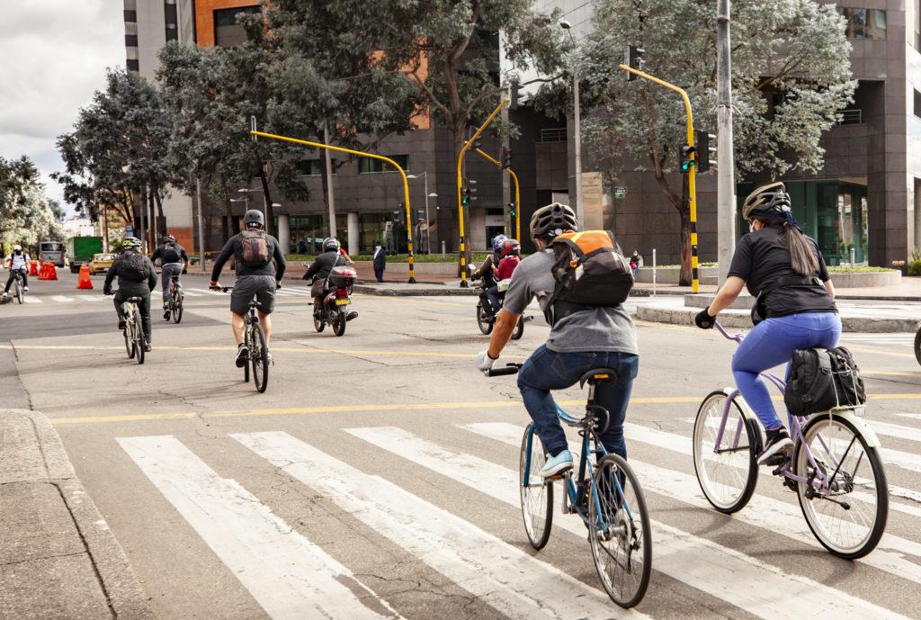 Movilidad a ritmo de bici