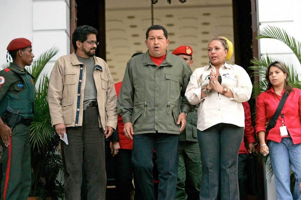 Los cómplices del chavismo