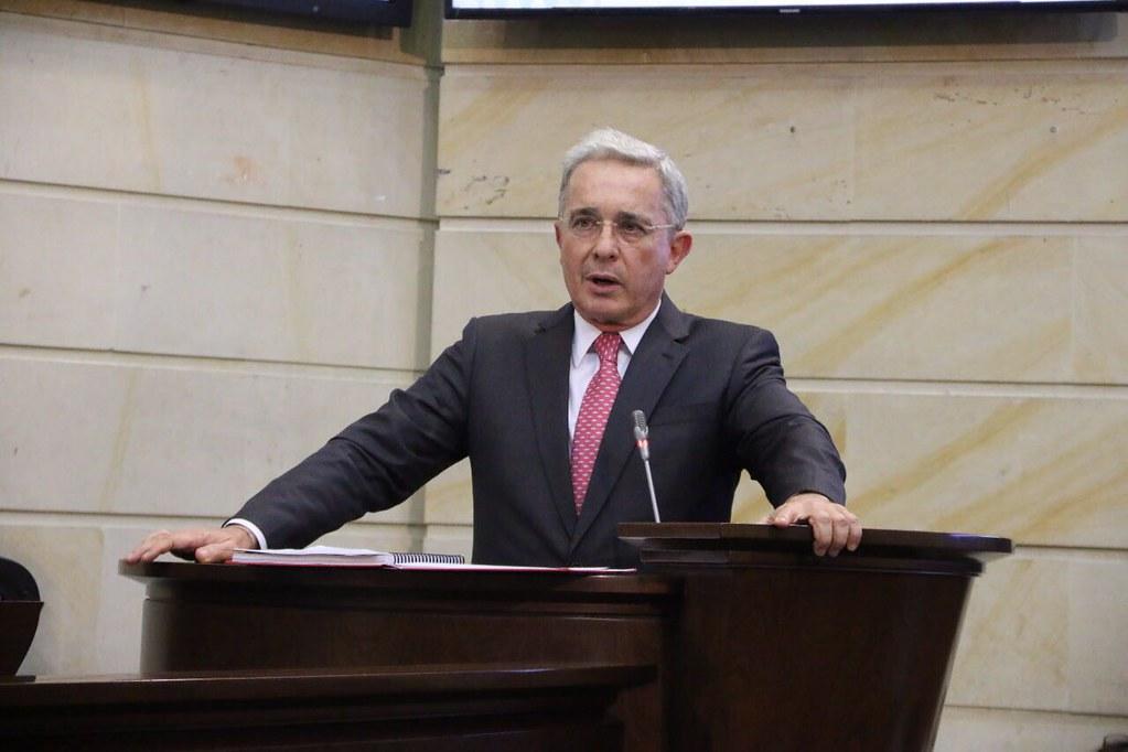 «Seré un creyente en la inocencia de Álvaro Uribe», presidente Duque
