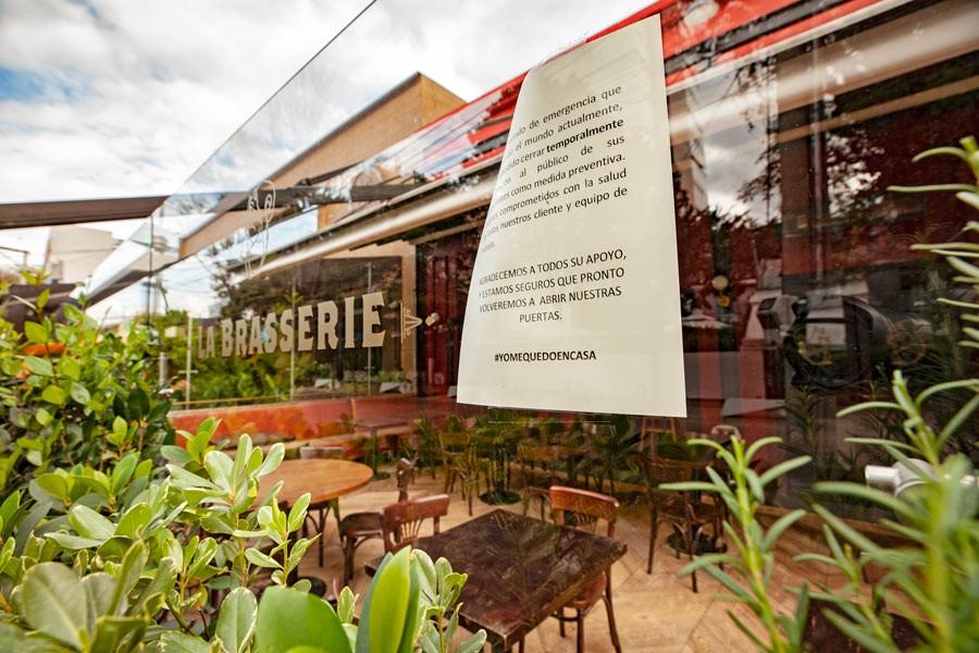 Los bares: Un «guayabo seco y prolongado»