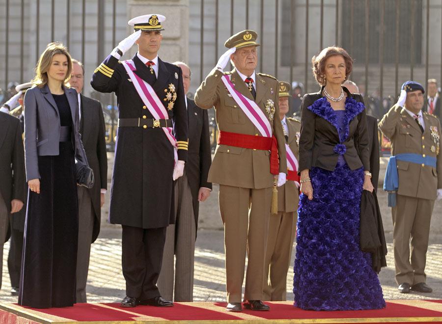 Penúltimo servicio a España