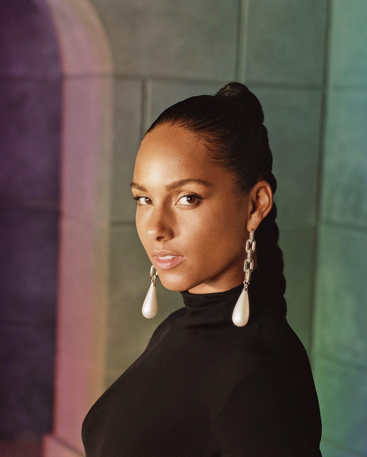 'Alicia', el álbum de las múltiples facetas de Alicia Keys