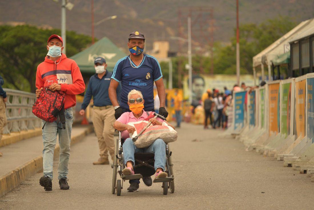 El regreso de los venezolanos a Colombia