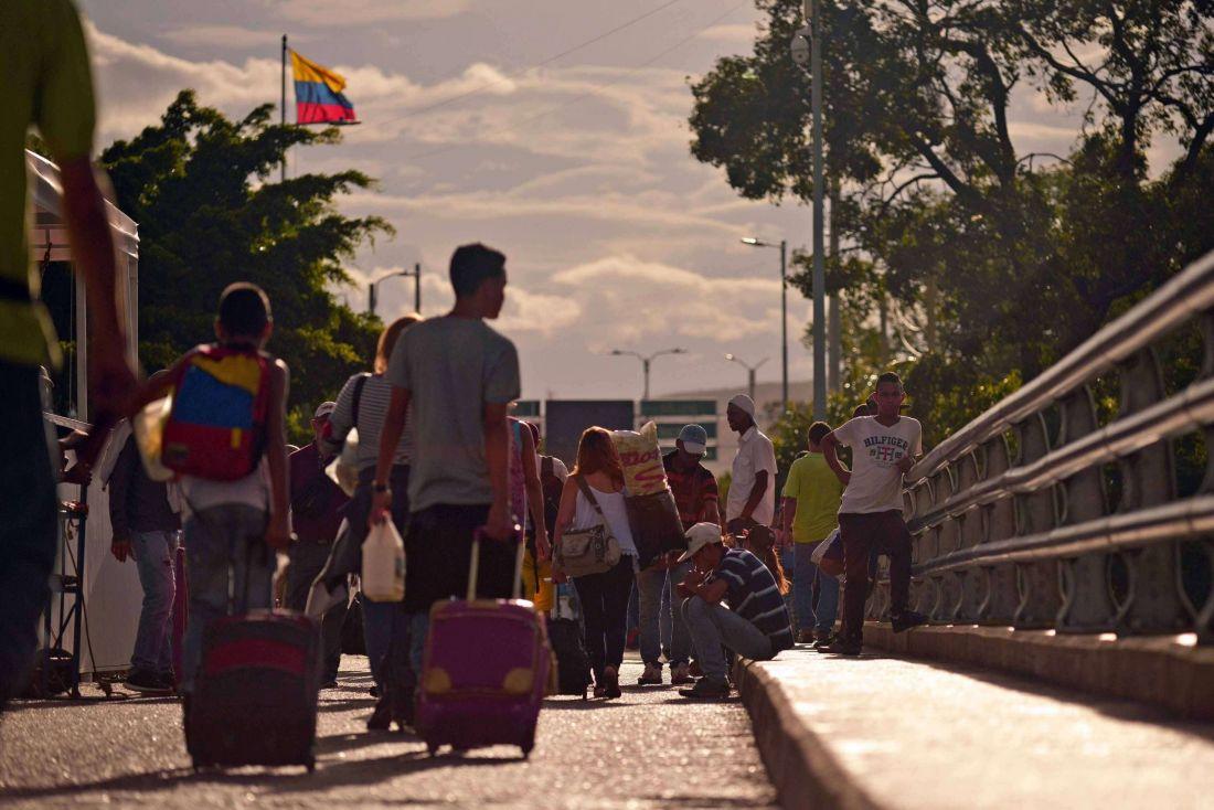 Los efectos de la migración venezolana