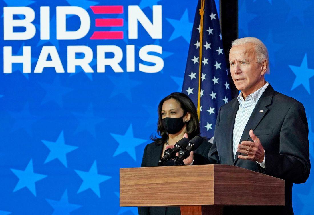 Las tareas del presidente Biden