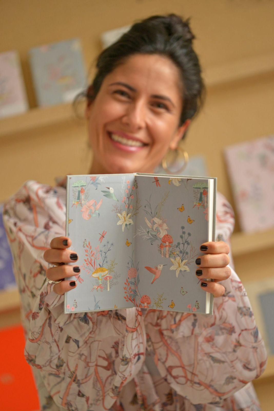 María Papelería, una marca que celebra el papel, el arte y la tinta