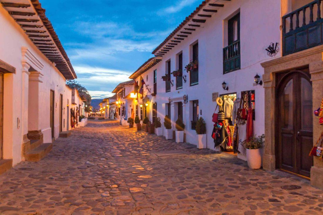 Villa de Leyva, el encanto de la ciudad colonial