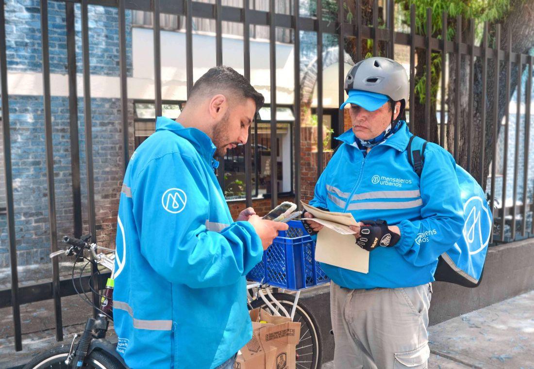 Mensajeros urbanos, la empresa que quiere revolucionar el servicio de mensajería