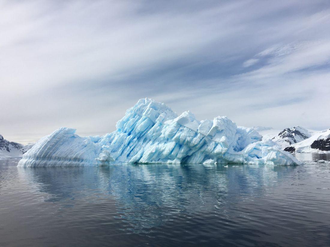 El coronavirus llegó a la Antártida