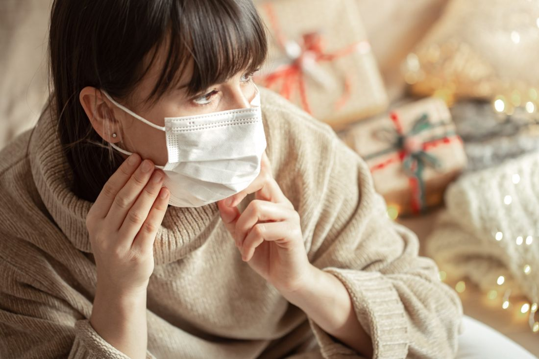 La OMS pide quedarse en casa por Navidad y evitar las reuniones familiares