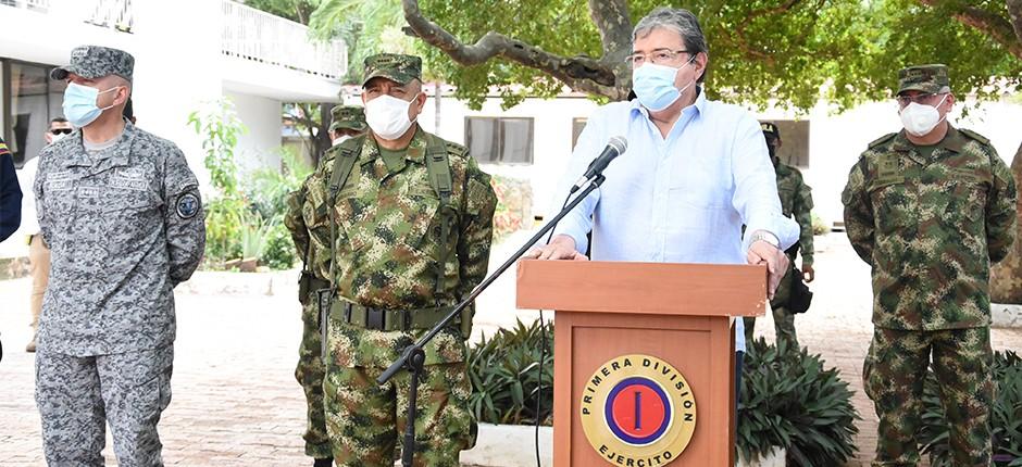 Falleció el ministro de Defensa, Carlos Holmes Trujillo, víctima del Covid-19