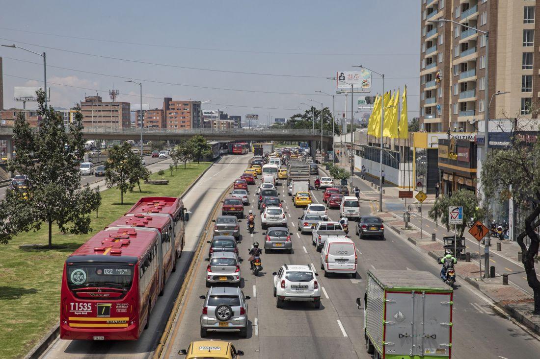 Bogotá: las localidades de Usaquén, Engativá y Suba entrarán a cuarentena desde este martes