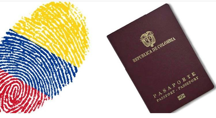 Esta es la nueva tarifa del pasaporte colombiano en 2021