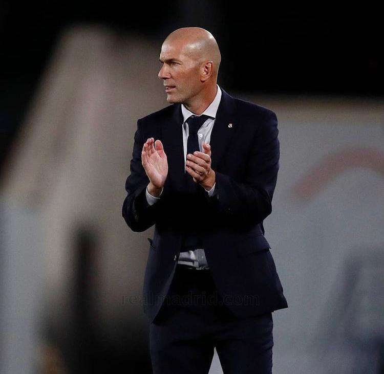 Zinedine Zidane dio positivo para Coronavirus