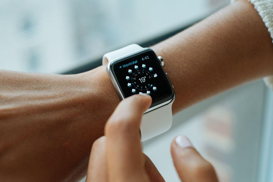 Los relojes inteligentes podrían ayudar a detectar el Covid-19