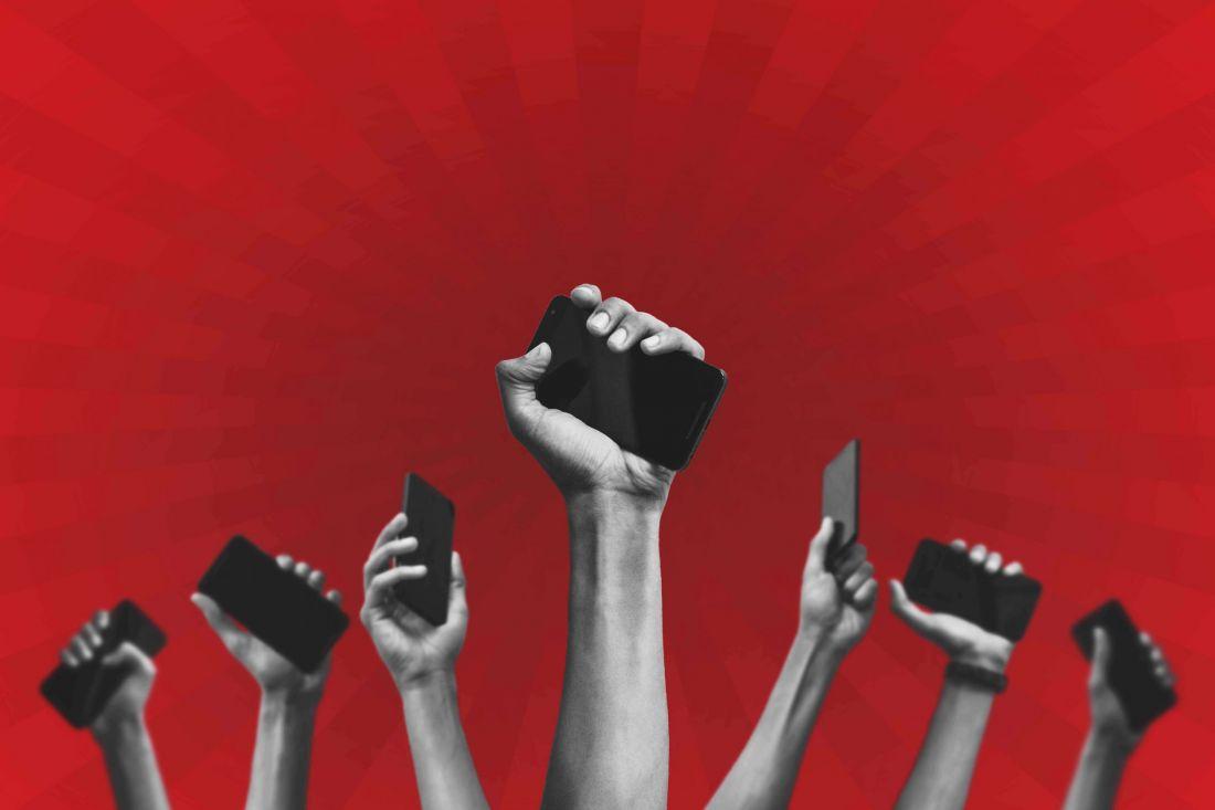 El enredo político en las redes