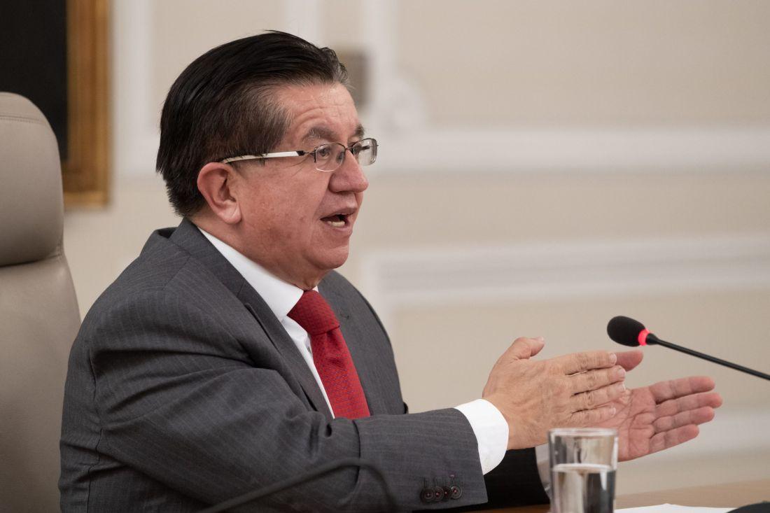 Ministro de Salud pide a instituciones y entes territoriales actualizar base de datos de trabajadores del sector
