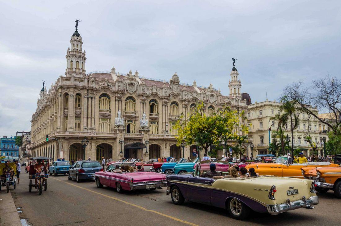 Colombia y Cuba en vilo