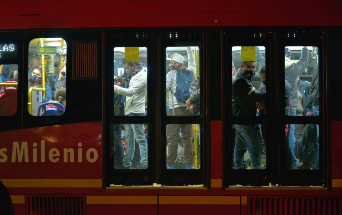 La tarifa de Transmilenio y SITP no subirá en este 2021