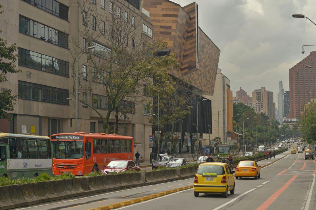 Bogotá, la ciudad más congestionada del mundo en 2020