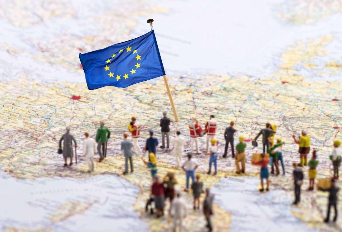 La gran decisión europea