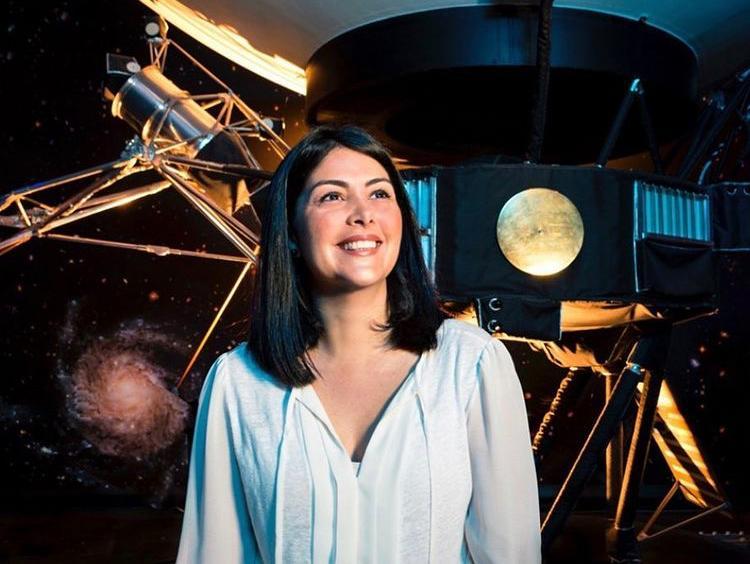 Diana Trujillo, ingeniera de la NASA, recibió la Cruz de Boyacá