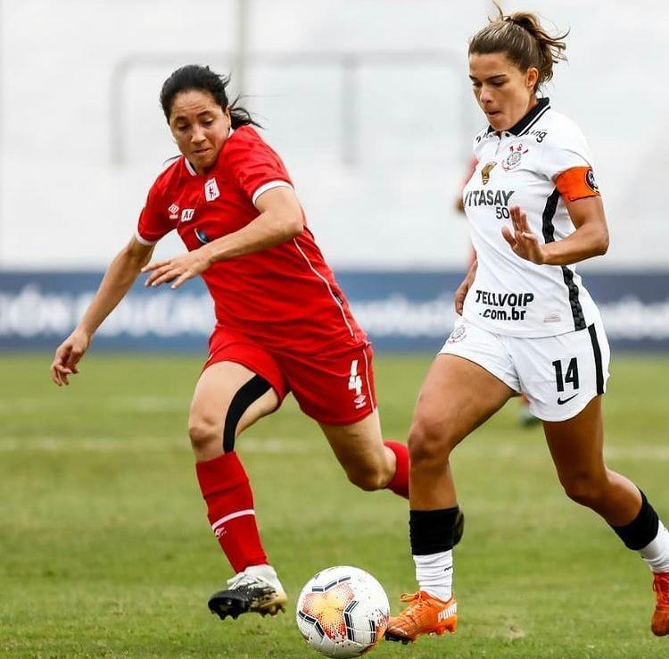 El equipo colombiano América de Cali es el primer club finalista de la Copa Libertadores Femenina