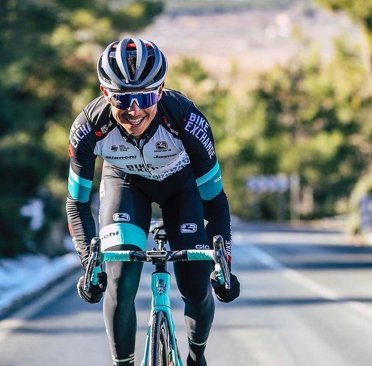 Esteban Chaves un posible ganador de la Vuelta a Cataluña
