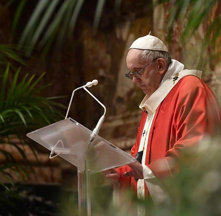 Los mensajes del Papa Francisco para Semana Santa