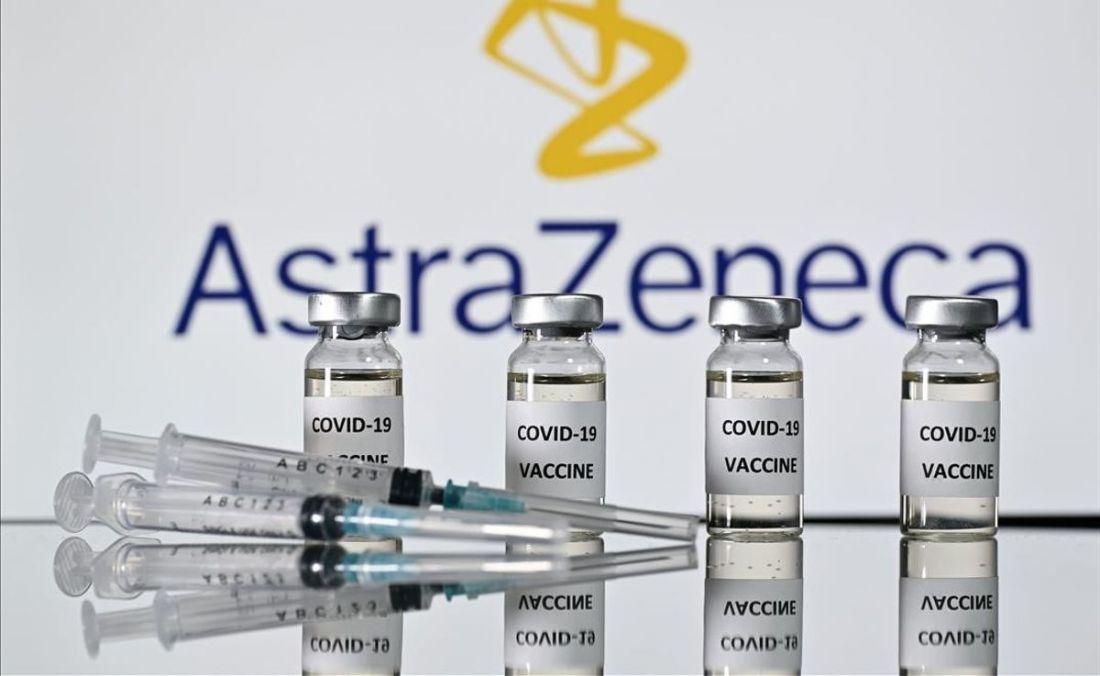 Dinamarca suspende temporalmente vacunación con AstraZeneca por posibles efectos de trombos