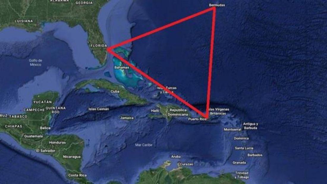 Nasa revela verdad detrás del 'misterio' del Triángulo de las Bermudas