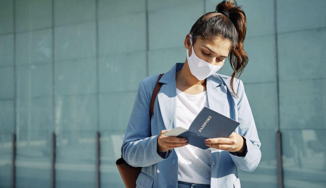 Estados Unidos creará pasaportes de vacunación contra el Covid-19