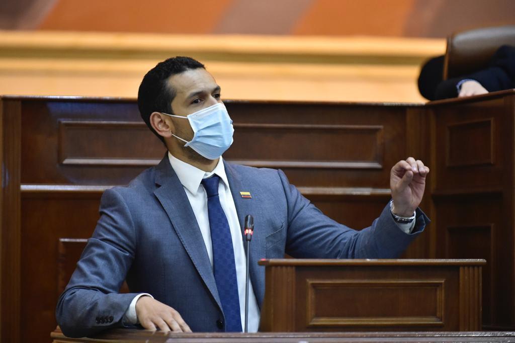 """Ministro del Interior pide """"sensatez"""" a los promotores del paro"""