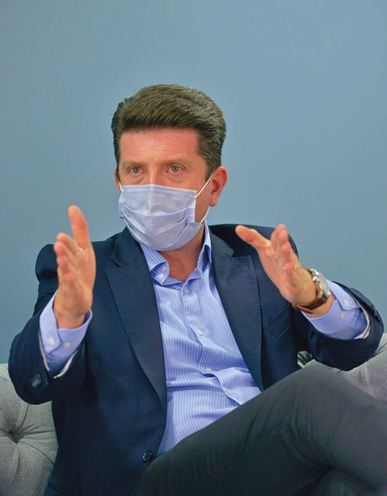 """Diego Molano, ministro de Defensa: """"La guerrilla, el narcotráfico y la delincuencia: los símbolos del mal en Colombia"""""""
