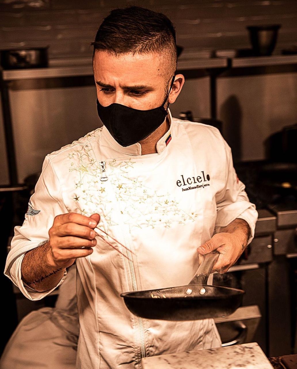 'El cielo', primer restaurante colombiano con estrella Michelin