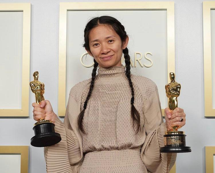 Los ganadores de los premios Óscar 2021: Nomadland la estrella de la noche