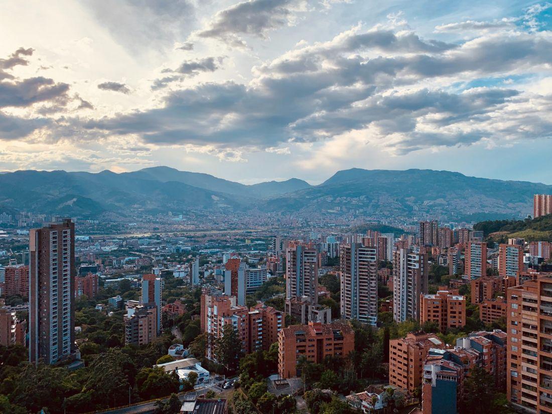 Emergencia tras desbordamiento del río Medellín