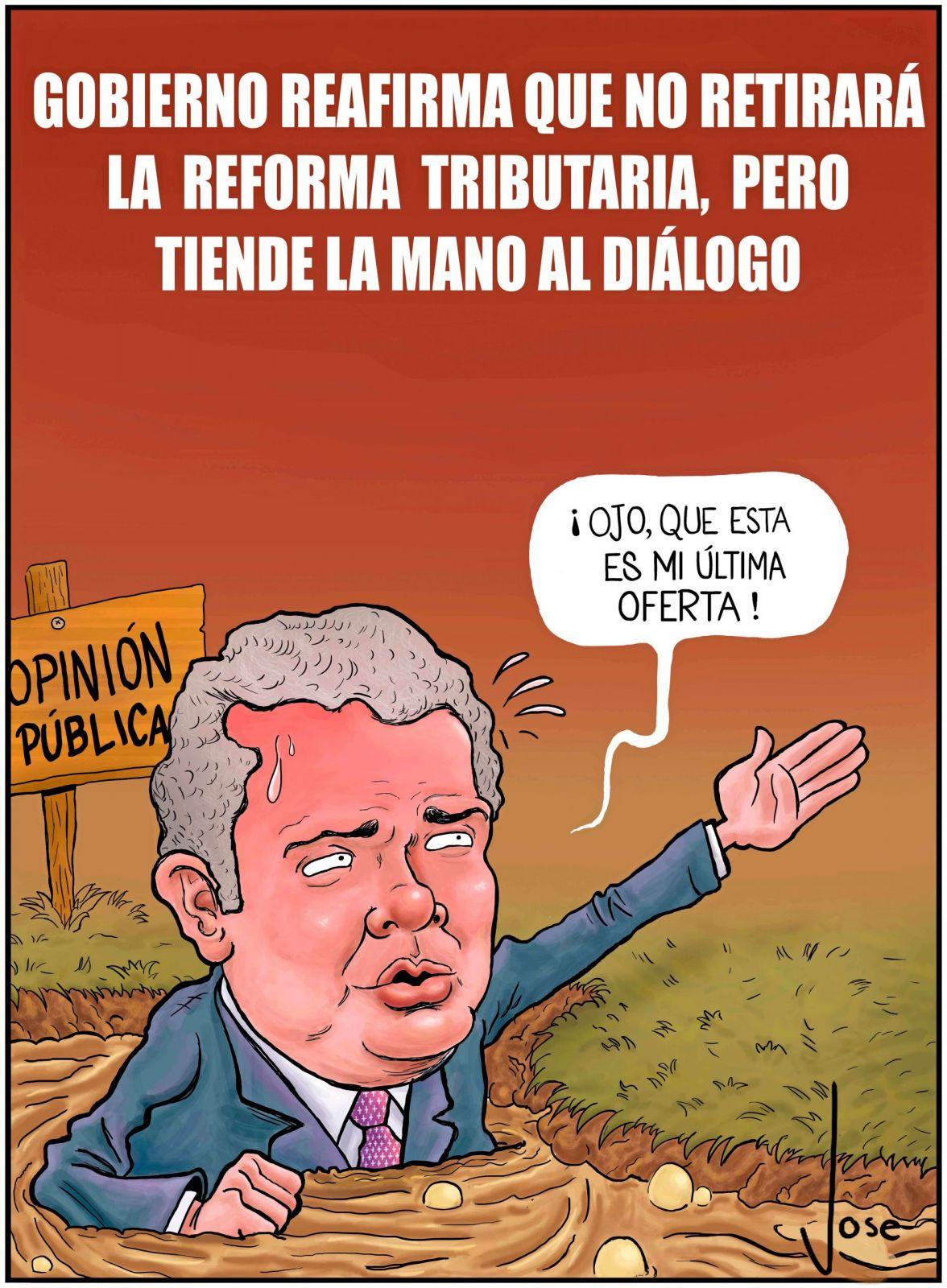 «Reforma tributaria»