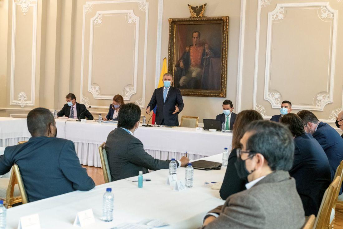 Gobierno y Comité del Paro reportan avances en la construcción de puntos de acuerdo