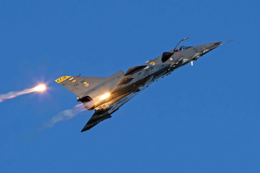 Aviones de combate: una necesidad impostergable