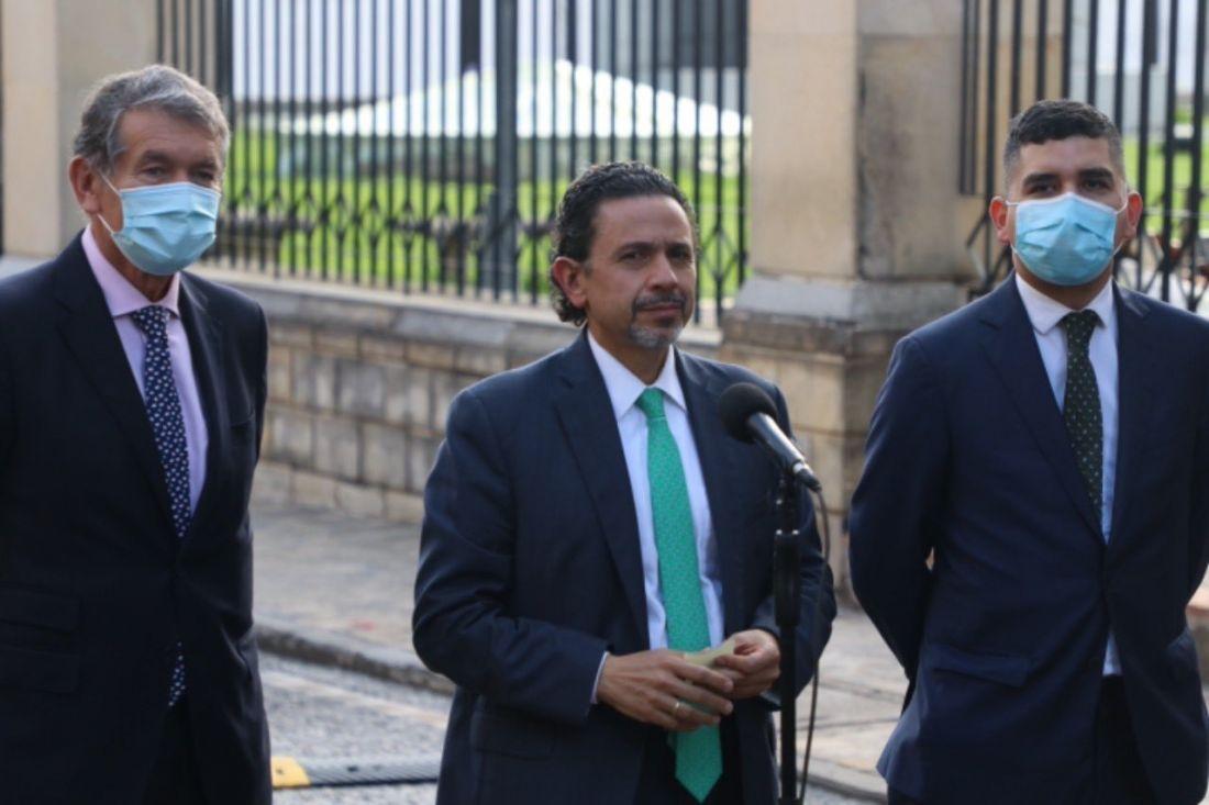 El Gobierno hace un nuevo llamado al Comité Nacional para negociar