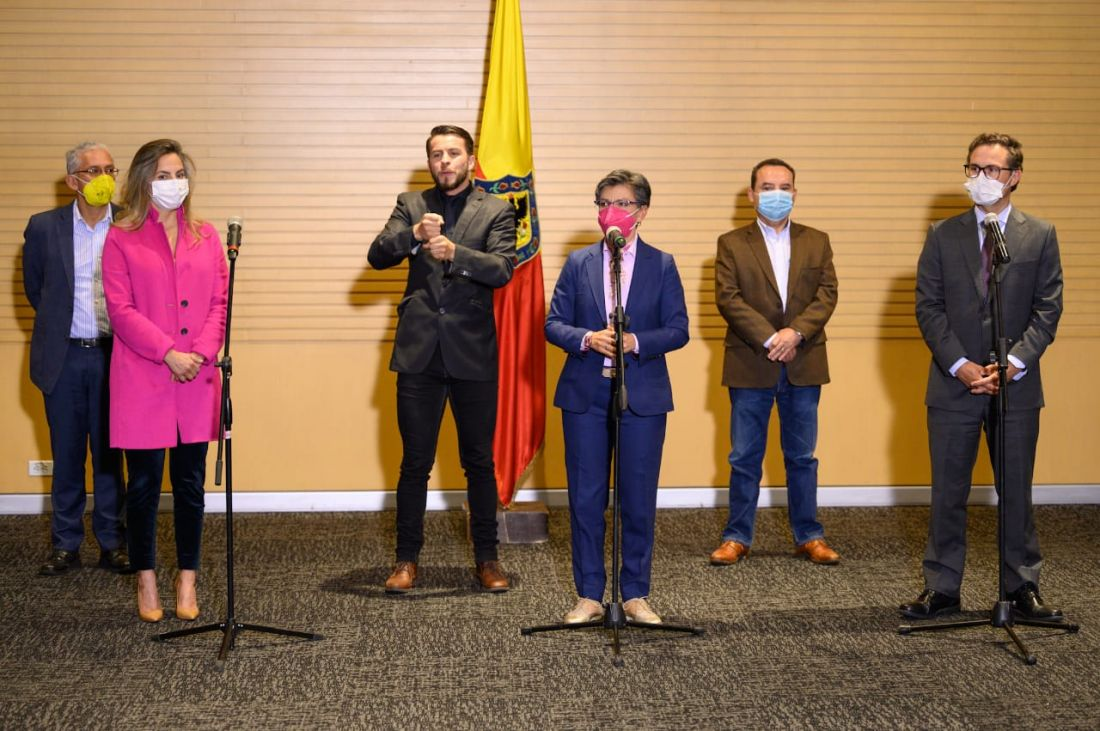 Conozca cómo será la reactivación económica de Bogotá a partir del 08 de junio