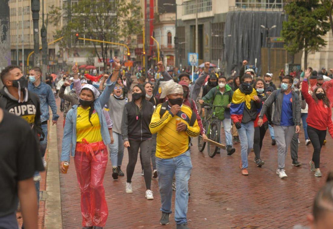 Paro Nacional: Conozca las protestas programadas para el día de hoy