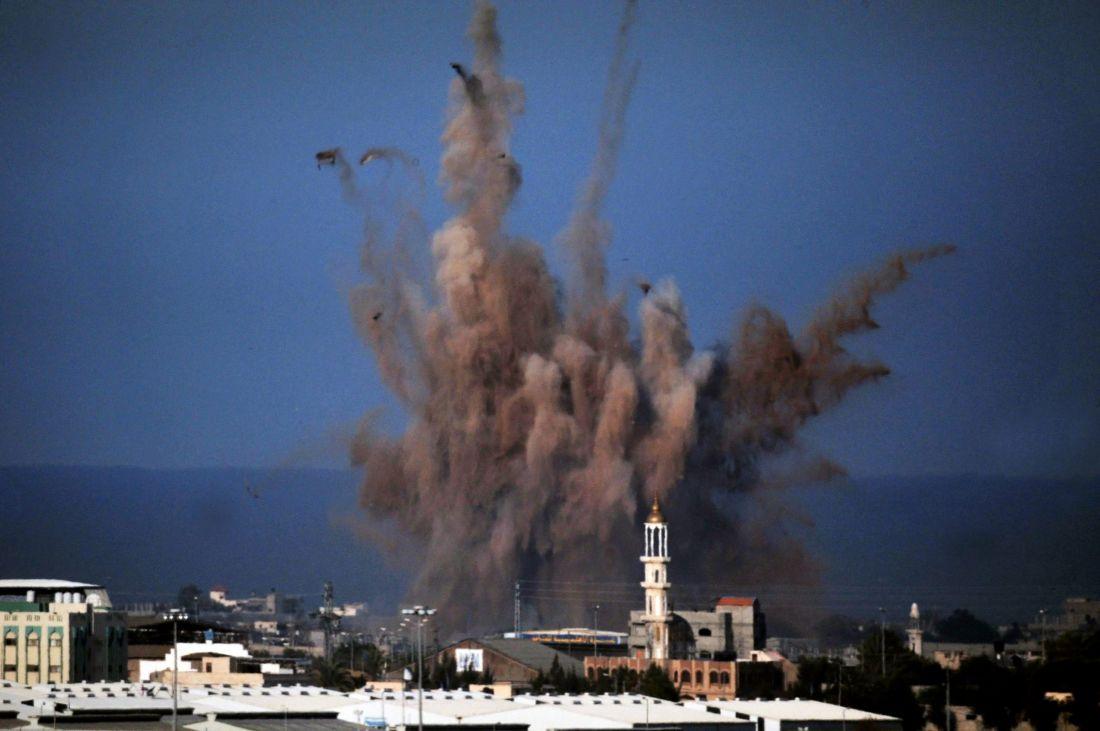 Escalada bélica de Israel y Hamas deja ya más de 120 muertos