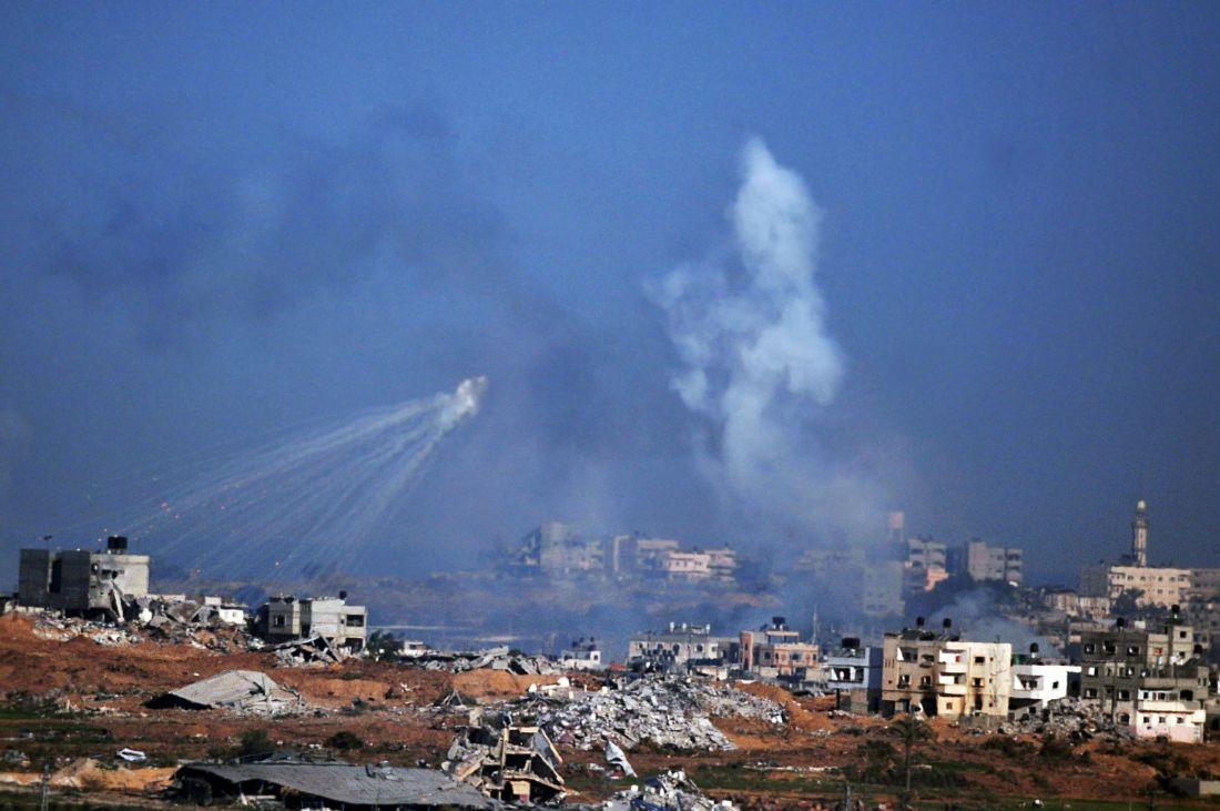 Israel le apuesta a cese al fuego en Gaza