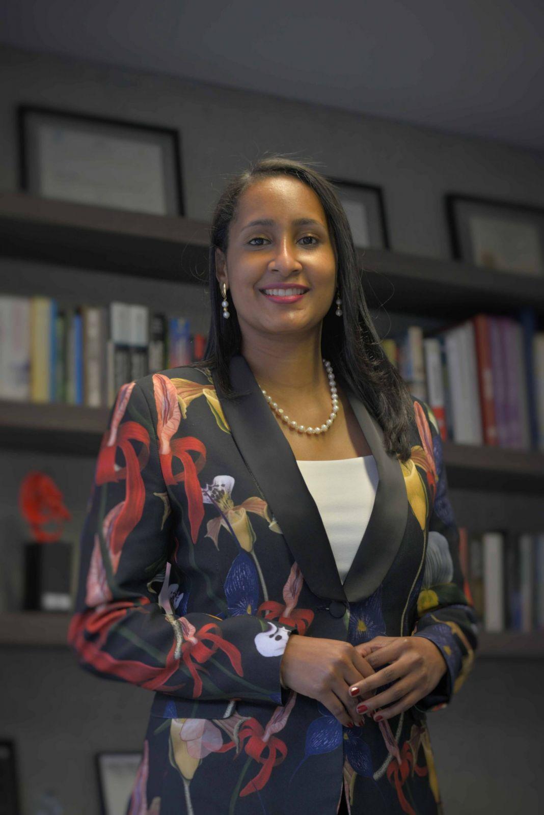 Angélica Mayolo: Una ministra joven para la inclusión