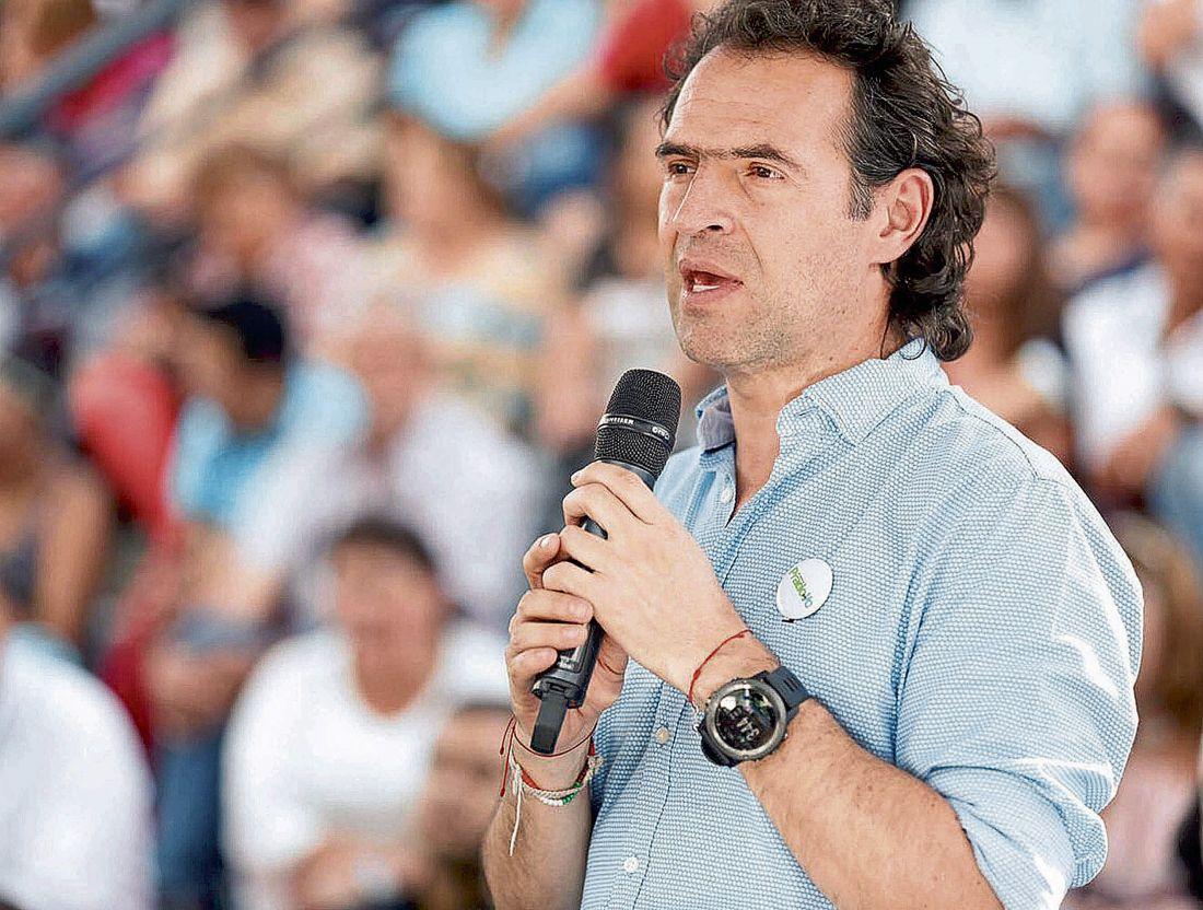 Federico Gutiérrez se lanza como candidato contra los extremismos