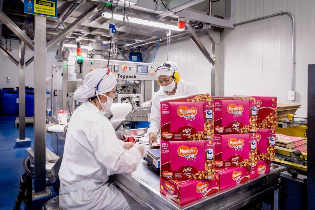 Manitoba, de emprendimiento de colegio a empresa líder en snacks saludables